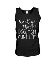 Dog Mom Rockin Limited Edition Unisex Tank thumbnail