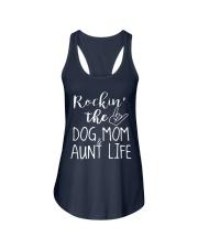 Dog Mom Rockin Limited Edition Ladies Flowy Tank thumbnail