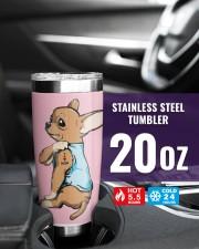 Chihuahua Mama 20oz Tumbler aos-20oz-tumbler-lifestyle-front-39