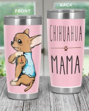 Chihuahua Mama 20oz Tumbler aos-20oz-tumbler-lifestyle-front-59