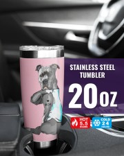 Pitbull Mama 20oz Tumbler aos-20oz-tumbler-lifestyle-front-39