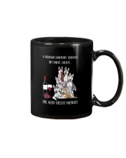 Woman Needs a Husky Mug thumbnail
