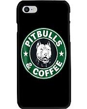 Pitbull Coffee Phone Case thumbnail