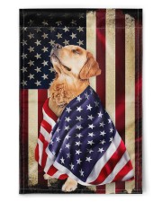 "Golden Retriever American 11.5""x17.5"" Garden Flag front"