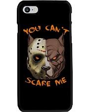 Pitbull You Can't Scare Me Phone Case thumbnail