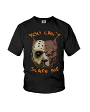 Pitbull You Can't Scare Me Youth T-Shirt thumbnail