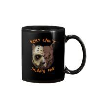 Pitbull You Can't Scare Me Mug thumbnail