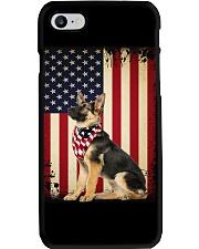 German Shepherd Flag Phone Case thumbnail