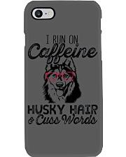 Caffeine Husky Hair Phone Case thumbnail