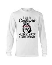 Caffeine Husky Hair Long Sleeve Tee thumbnail