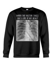 Golden Retriever X-Ray Crewneck Sweatshirt thumbnail