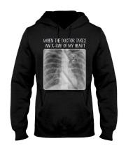 Golden Retriever X-Ray Hooded Sweatshirt thumbnail
