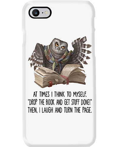 Owl At times i think to myself