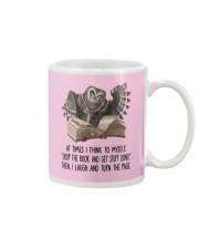 Owl At times i think to myself Mug thumbnail