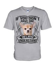 If You Dont Have Chihuahua V-Neck T-Shirt thumbnail