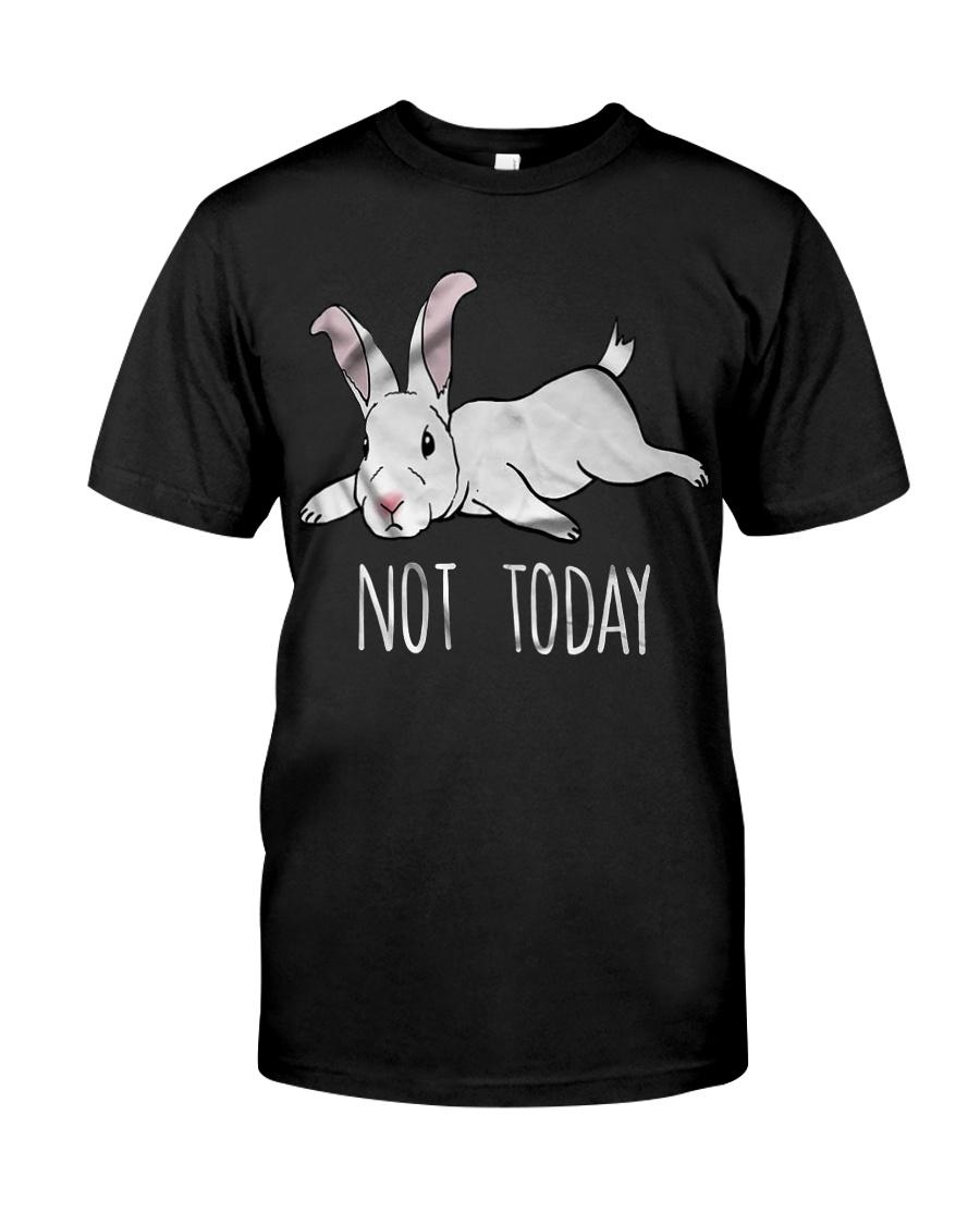 Rabbit Not Today Classic T-Shirt