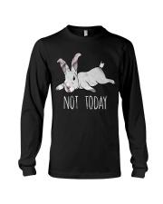 Rabbit Not Today Long Sleeve Tee thumbnail