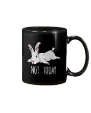 Rabbit Not Today Mug thumbnail