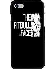 The Pitbull Face Phone Case thumbnail