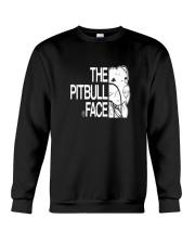 The Pitbull Face Crewneck Sweatshirt thumbnail