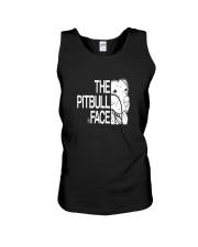 The Pitbull Face Unisex Tank thumbnail