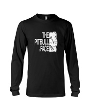 The Pitbull Face Long Sleeve Tee thumbnail