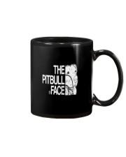 The Pitbull Face Mug thumbnail