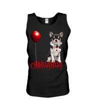 Chihuahua Halloween  Unisex Tank thumbnail