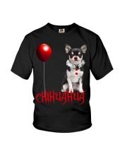 Chihuahua Halloween  Youth T-Shirt thumbnail