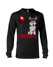 Chihuahua Halloween  Long Sleeve Tee thumbnail
