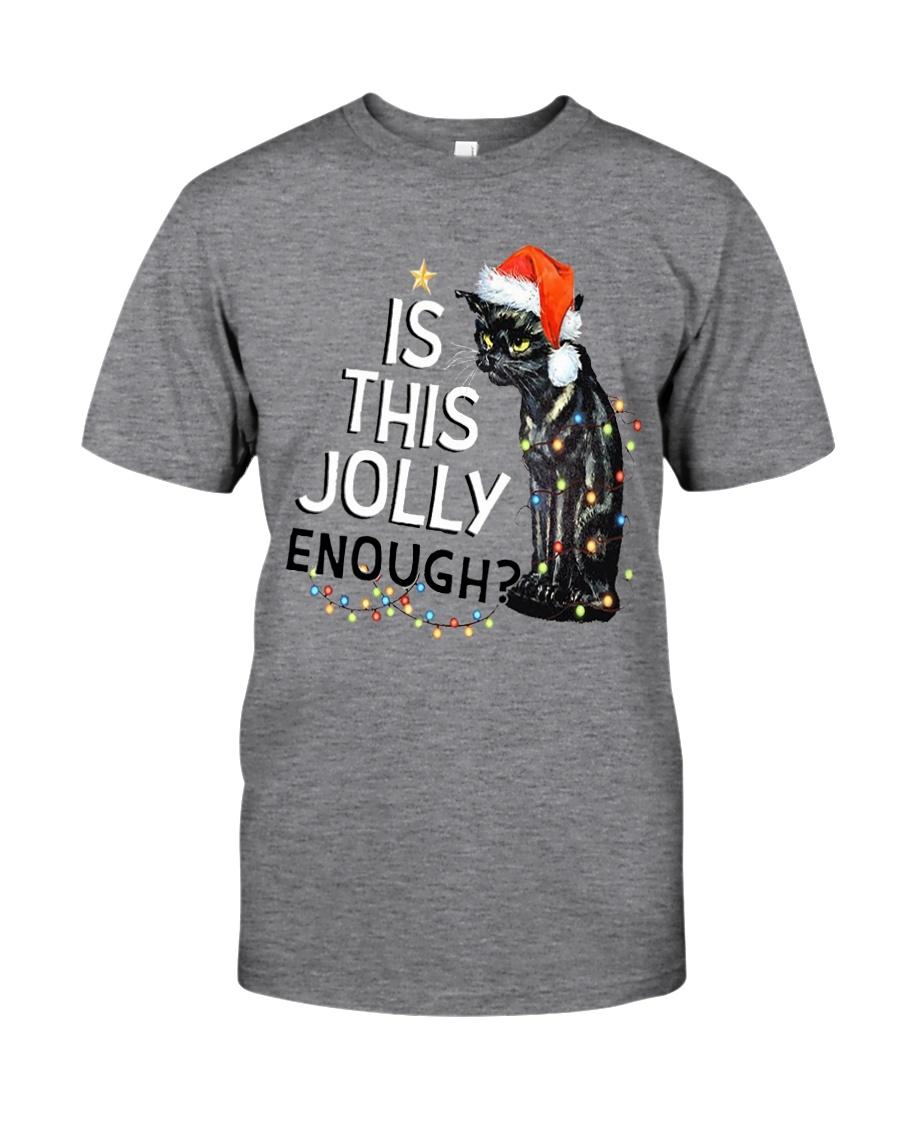 Enough Cat Classic T-Shirt