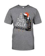 Enough Cat Classic T-Shirt front