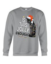 Enough Cat Crewneck Sweatshirt thumbnail