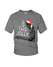 Enough Cat Youth T-Shirt thumbnail