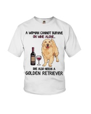 Woman Needs a Golden Youth T-Shirt thumbnail