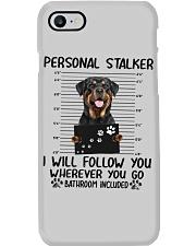 Rottweiler Stalker Phone Case thumbnail