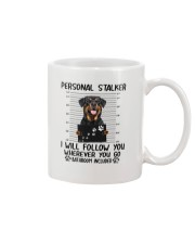 Rottweiler Stalker Mug thumbnail