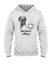Boxer Best Part Hooded Sweatshirt thumbnail
