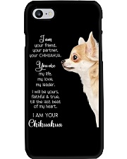 Chihuahua Your Friend Phone Case thumbnail