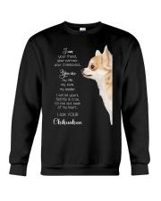 Chihuahua Your Friend Crewneck Sweatshirt thumbnail