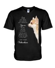 Chihuahua Your Friend V-Neck T-Shirt thumbnail