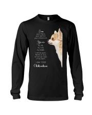 Chihuahua Your Friend Long Sleeve Tee thumbnail