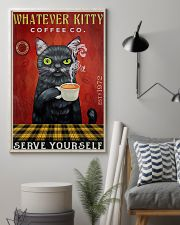 Kitty Serve Yourself 11x17 Poster lifestyle-poster-1