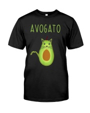 Avogato Limited Edition Classic T-Shirt front