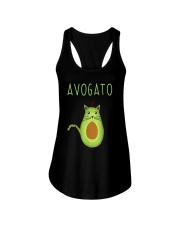 Avogato Limited Edition Ladies Flowy Tank thumbnail