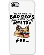No Bad Days With Gsd  Phone Case thumbnail