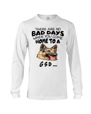 No Bad Days With Gsd  Long Sleeve Tee thumbnail
