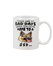 No Bad Days With Gsd  Mug thumbnail