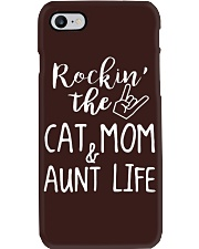 Cat Mom Limited Edition Phone Case thumbnail
