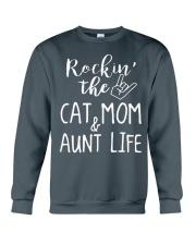 Cat Mom Limited Edition Crewneck Sweatshirt thumbnail